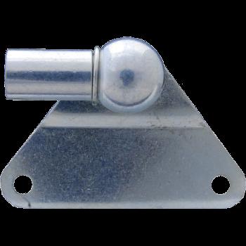 M10 Gelenkauge (27mm) mit Lagerschuh (max. 1200N)